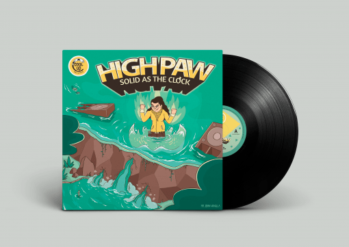 High Paw - Solid As The Clock (Cool Up Records)